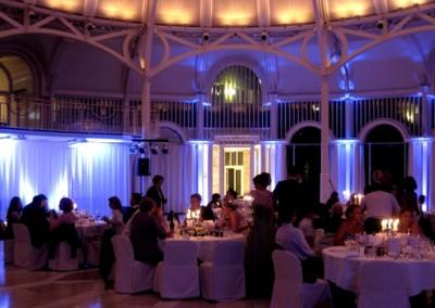 Hochzeit in der Retounde des Steigenberger Hotel Petersberg