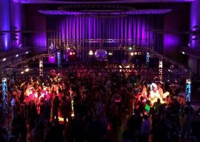 AfterZuchParty in der Bad Godesberger Stadthalle zu Karneval mit KarnevalsDJ DJNycco