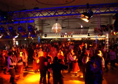 Die Nacht der Piraten - größte Kostüm Mottoparty im Rheinland am Karnevalks Samstag. mit DJNycco im Mainfloor