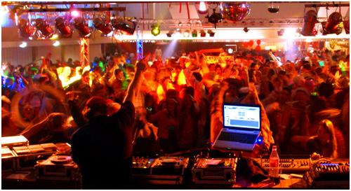 DJNycco als Karnevals-Dj in Bonn