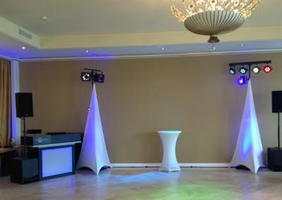 Licht & Tonkonzept von ChossonEvent im Ameron Hotel Königshof Bonn
