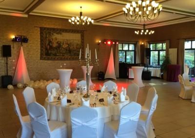 Hochzeit mit CHossonevent und DJNycco im Waldhotel Rheinbach