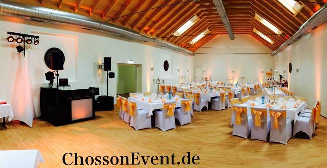 Hochzeit im neugestalteten Schützenhof Bonn