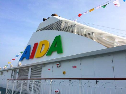 BusinessDJ auf AIDA Aura