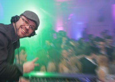 DJNycco im Einsatz , Event-DJ für jeden Anlass