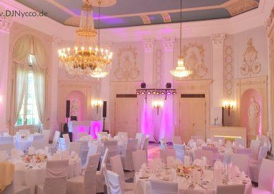 La Redoute Bonn, Beethovensaal mit DJNycco
