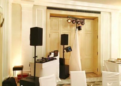La Redoute Bonn, Heiraten im Gartensaal mit DJNycco