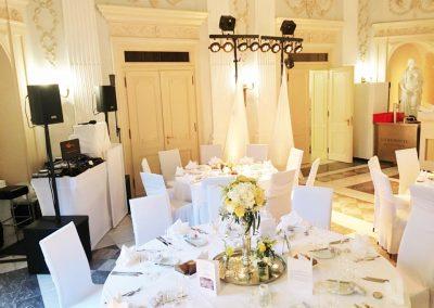 La Redoute Bonn, Heiraten im Beethovensaal mit DJNycco